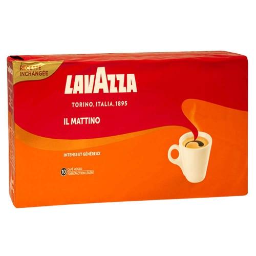 Kawa mielona LAVAZZA MATTINO 4 X 0,25 KG (cena z dostawą)