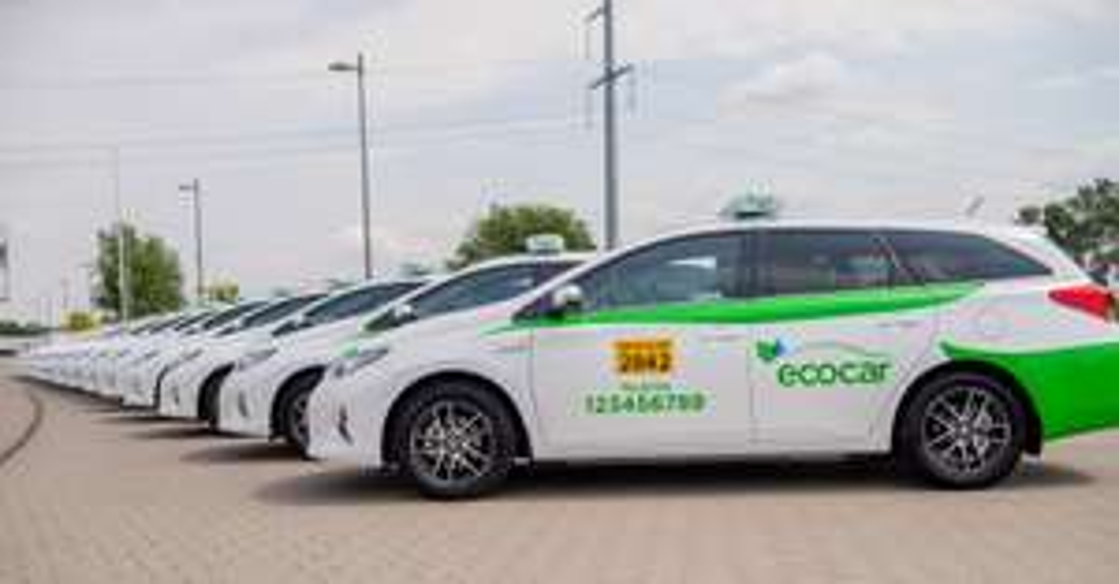 Darmowy przejazd taksówką dla ojca z dzieckiem (Warszawa, Wrocław, Trójmiasto) @ EcoCar