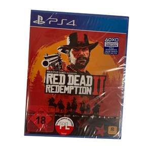 Red Dead Redemption 2 PO POLSKU PS4