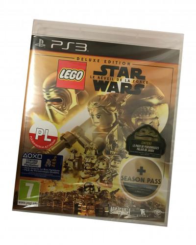 Lego Star Wars Przebudzenie Mocy (PS3) PO POLSKU