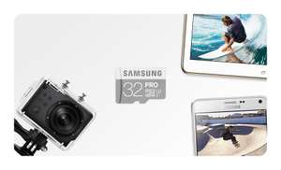Samsung 32GB microSDHC Pro za 59 zł @x-kom