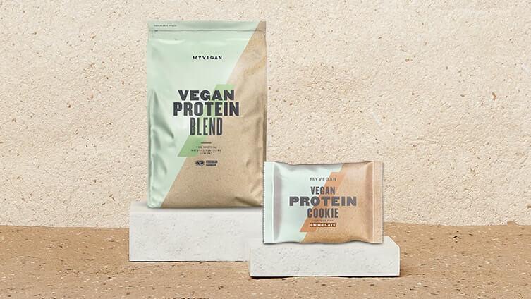 Odżywki i białka wegańskie dla sportowców 45% taniej (np. izolat białka soi za 32,45zł/kg) @ MyProtein