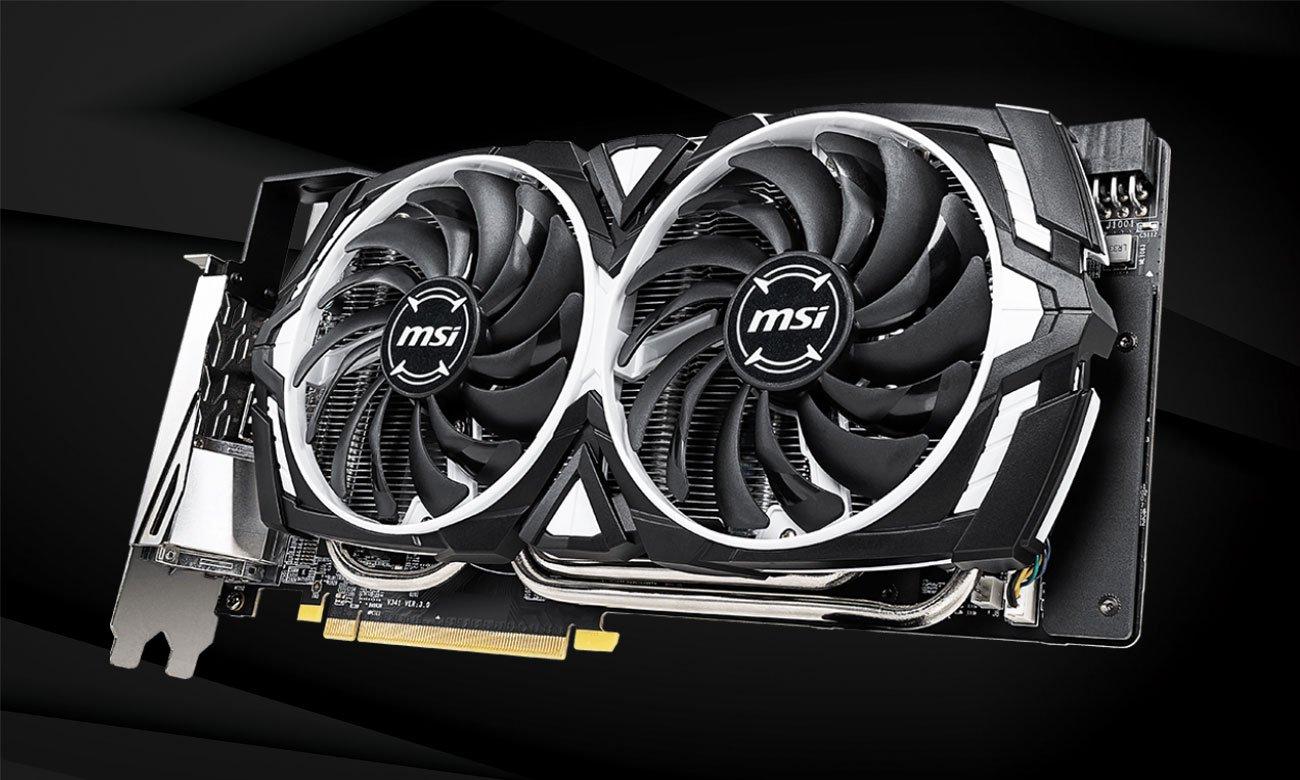 Grafika MSI Radeon RX 590 ARMOR 8GB @x-kom