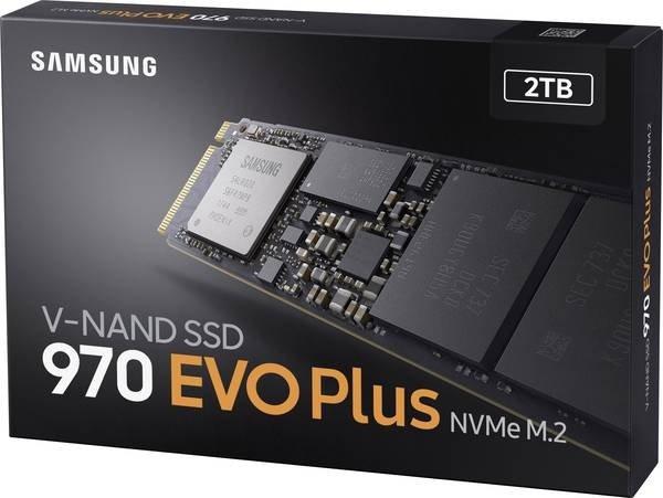 DYSK SSD M.2 NVMe SAMSUNG 970 EVO Plus 2TB - DIGICOMP