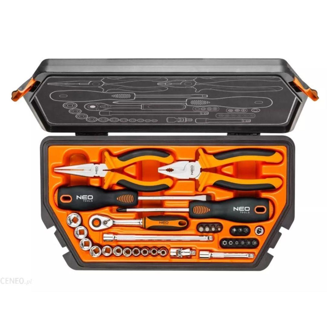Zestaw narzędzi Neo Tools 08-631 Merkury Market