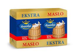 Masło ekstra łosickie, Laktopol, 200g, od 19marca w sklepach Stokrotka, cena za 1 przy zakupie 3szt