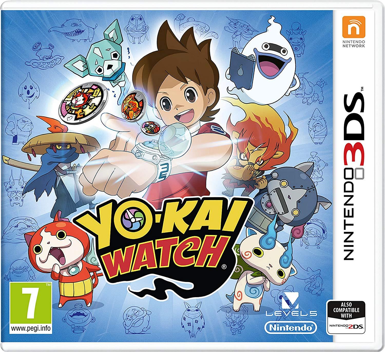 YO-KAI WATCH gra na Nintendo 3DS