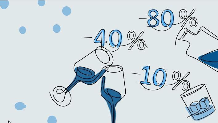 Wyprzedaż Winnica Lidla DO 80% Akcesoria alko, do 40% Wina, Whiskey, Tequila, Run, Gin.