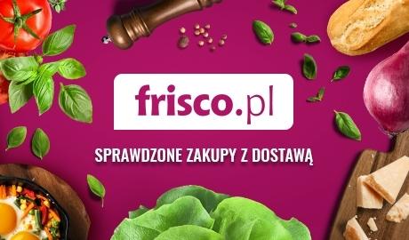 Frisco.pl | 30zł rabatu MWZ 100 zł + darmowa dostawa (dla nowych kont)