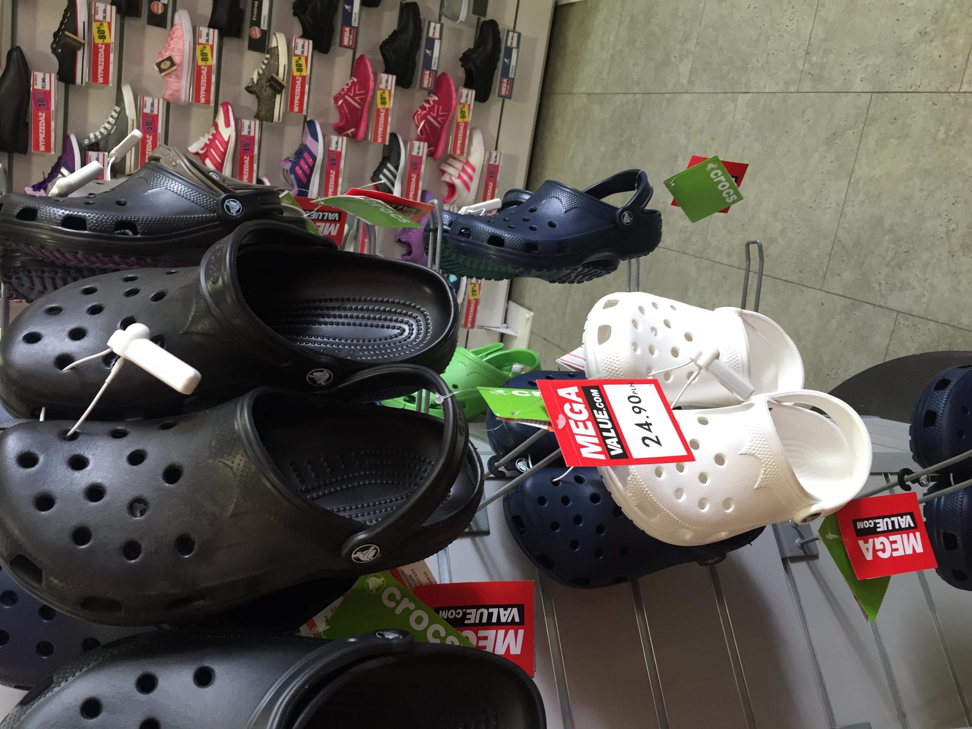 Oryginalne Crocsy w mega cenie