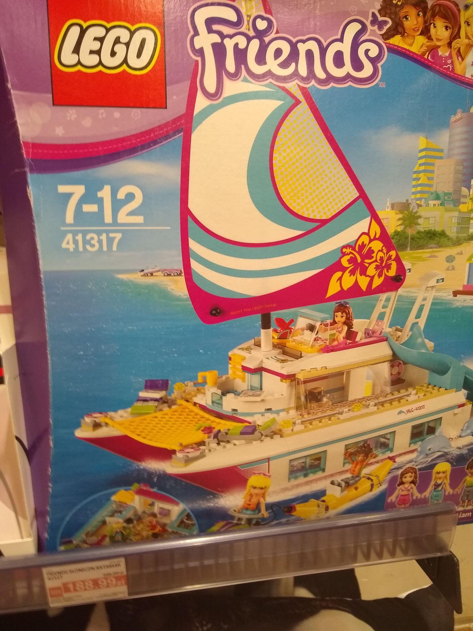 LEGO friends 41317 Piotr i pawel