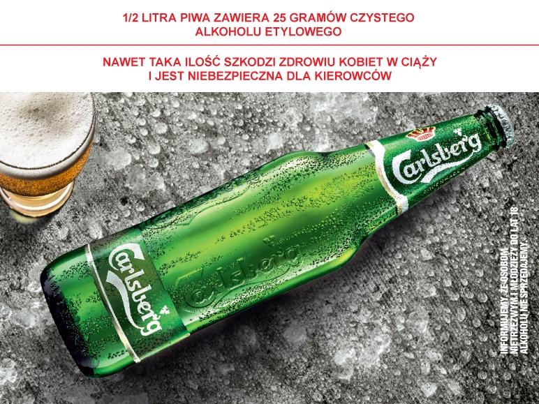 Carlsberg 0,66 za 2,33 @ Lidl