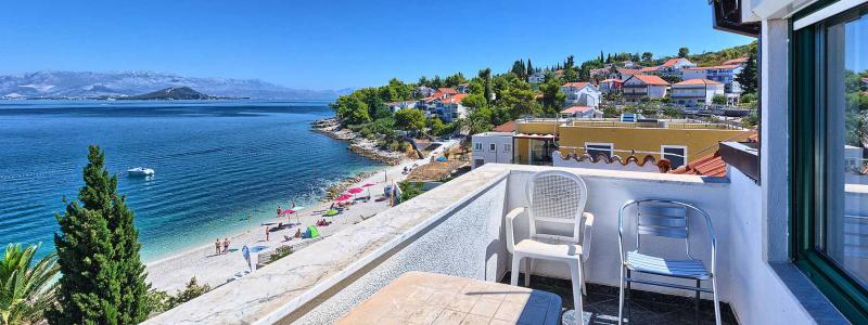 Szczyt sezonu wakacyjnego w Chorwacji. Hotel przy plaży z all inclusive light od 1912 zł