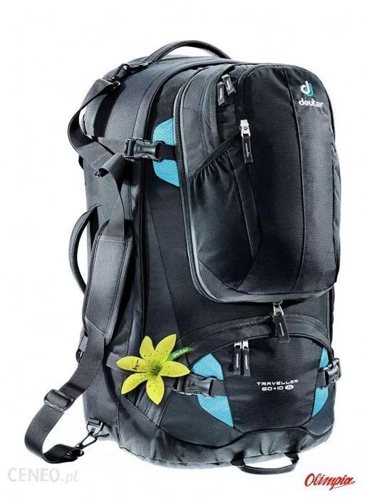 Deuter torba / plecak Traveller 60+10 SL, wersja damska
