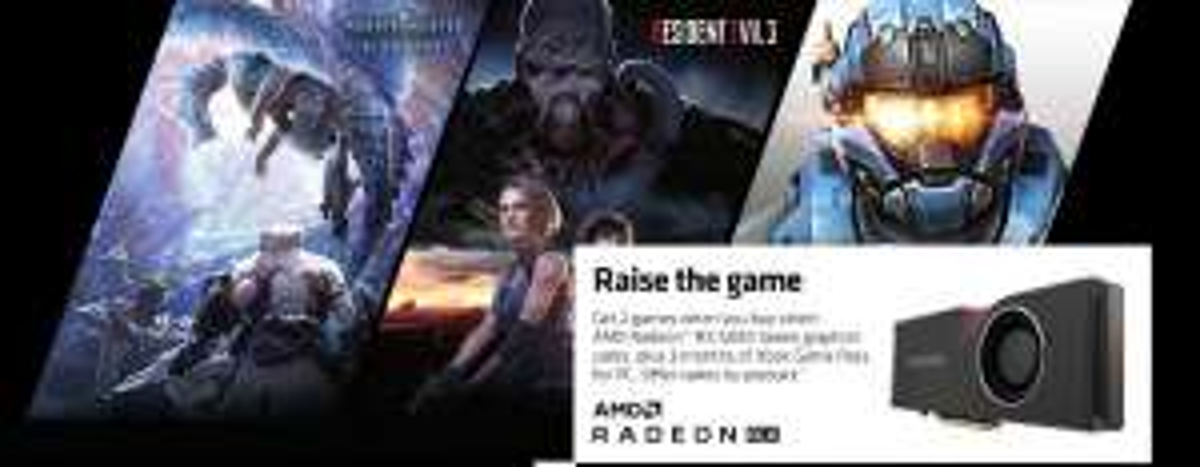 Resident Evil 3, Ghost Recon BP, Monster Hunter World, za darmo do kart/PC/laptopów z AMD serii 5500, 5600, 5700!!