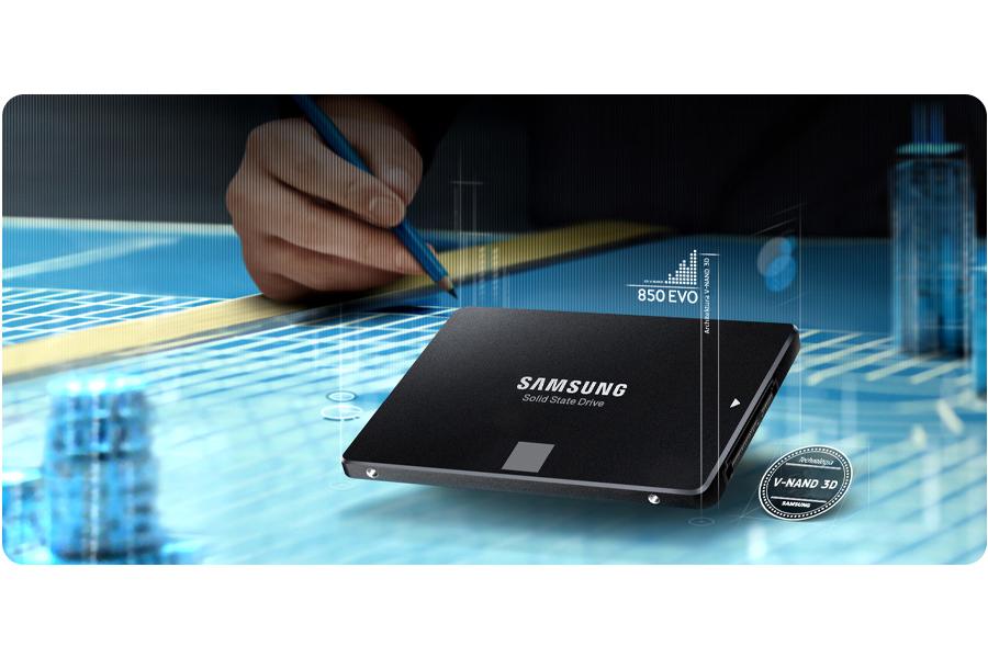 Dysk SSD Samsung EVO 850 500GB X-KOM gorący strzał