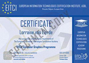 Akademia EITCA/CG Grafika Komputerowa - KURS