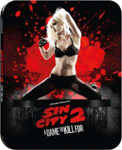 Sin City 2: A Dame To Kill For 3D (steelbook) za ok. 41zł @ Zavvi
