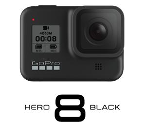 Kamer GoPro Hero 8 Black + GRATIS Battery Pack (bateria, ładowarka) FV23%