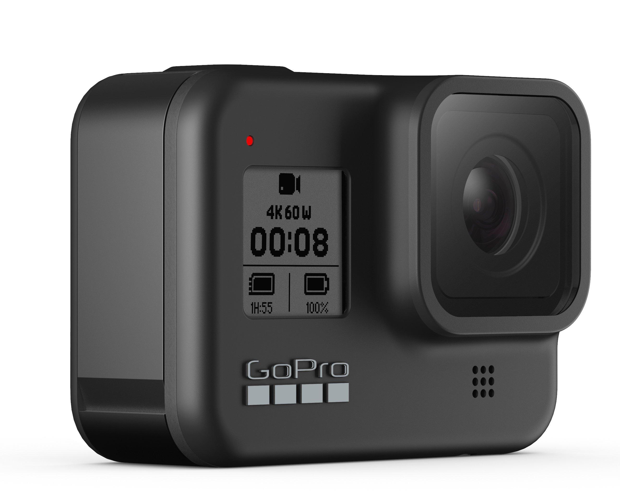 Kamera GoPro Hero 8 Black + GRATIS Battery Pack (bateria, ładowarka)