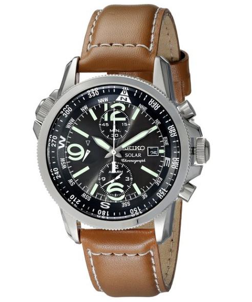 Zegarek Seiko SSC081P1 za ok. 625zł (-72%) @ Amazon.es