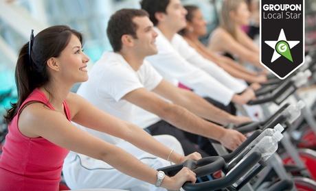 Karnet na siłownię: miesięczny  w Best Western Agit Hotel /Lublin @Groupon