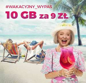 10 GB za 9 zł w VIRGIN MOBILE