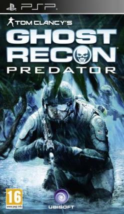 Tom Clancys Ghost Recon Predator PSP za 5zł!!!