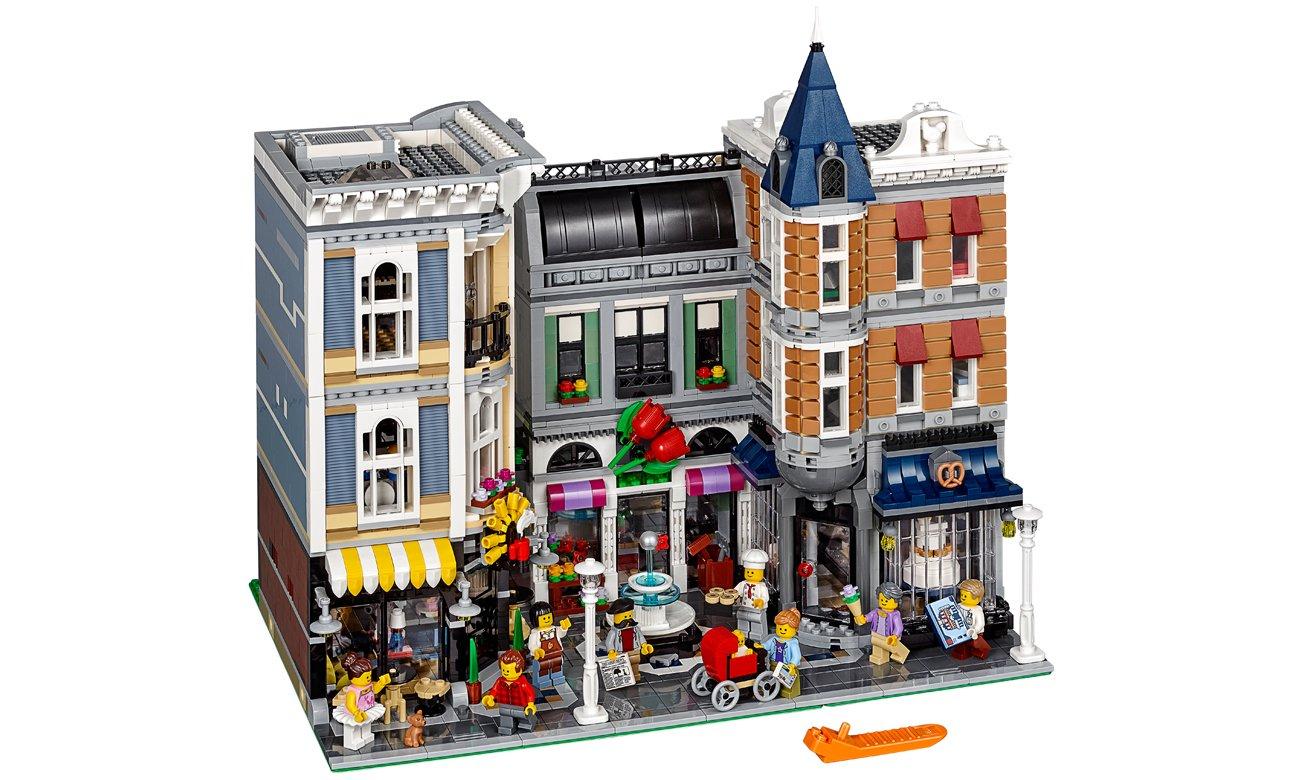 LEGO Creator Plac Zgromadzeń @al.to