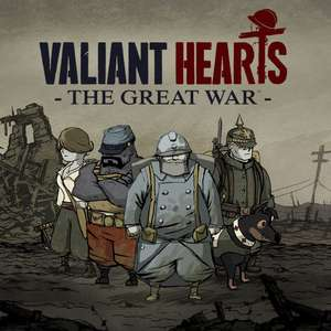 Switch Ubisoft do -85% Nintendo (NS) [Download Version] - Valiant Hearts