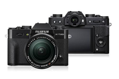Fujifilm X-T20 + Fujinon XF 18-55mm f/2,8-4