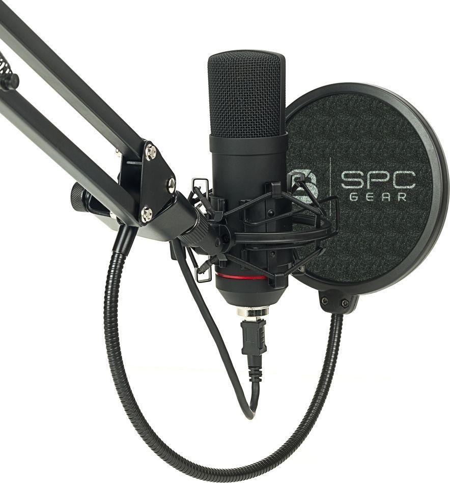 Mikrofon SPC Gear SM900 Streaming USB Microphone w morele.net