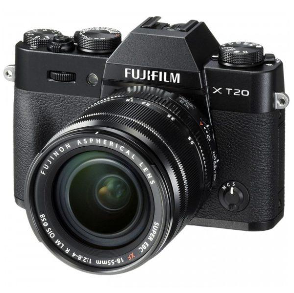 Fujifilm X-T20 + XF 18-55/2.8-4