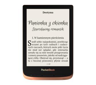 Pocketbook 632 Touch HD 3 szmaragdowy