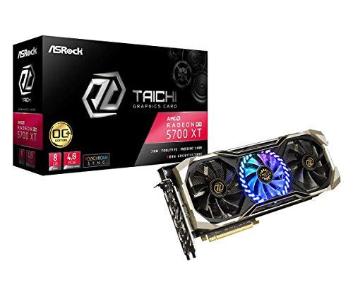 ASRock Radeon RX 5700 XT Taichi X OC+ 8GB GDDR6