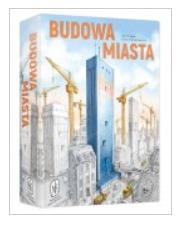 Gra planszowa Budowa miasta za 16,95 zł