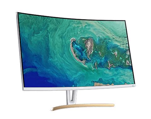 Zakrzywiony monitor ACER ED323QUR (32 cale, WQHD 2560 x 1440) @Acer