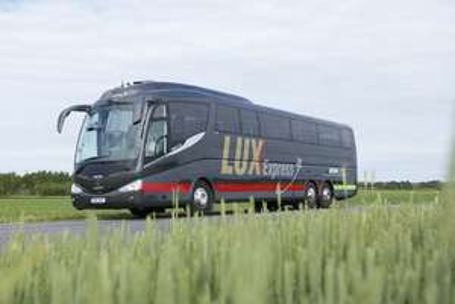 Lux Express: bilety do Pragi, Wiednia, Bratysławy oraz Budapesztu od 9,50 PLN