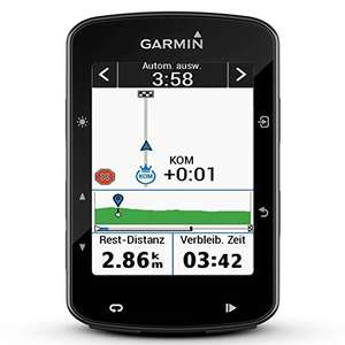 Komputer rowerowy GPS | Garmin Edge 520 Plus