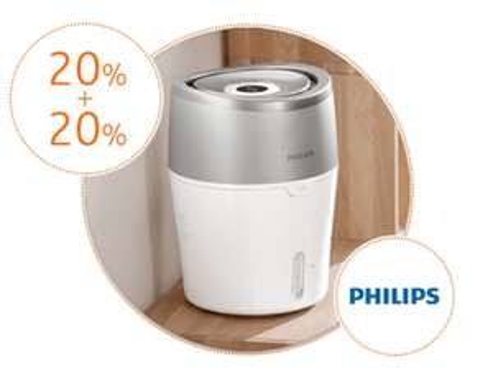 Voucher na 40% do sklepu Philips dla klientów ING