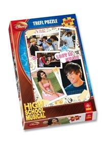 Puzzle High School Musical 1000 elementów za 6,20 zł zamiast 27,99 (empik) (dostawa od 6,90) + inne puzzle w opisie (z darmową dostawą do salonu)