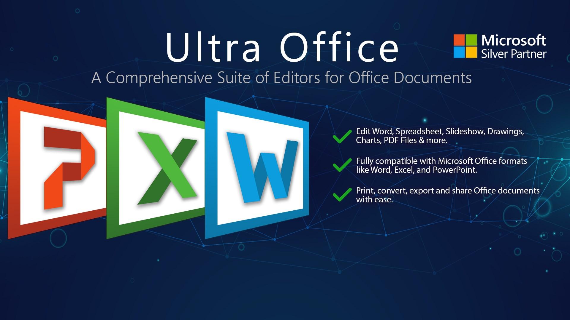 Pakiet Ultra Office za darmo w Microsoft Store