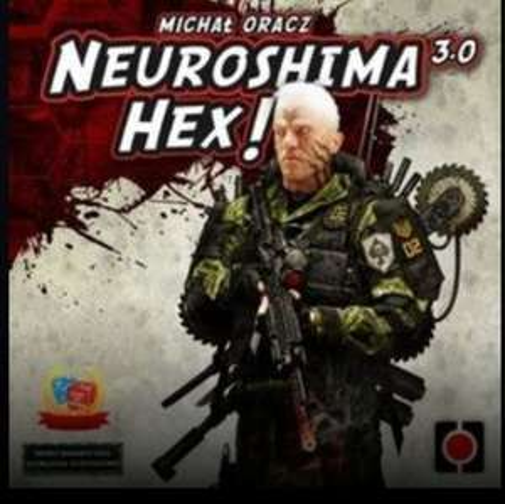 Neuroshima Hex! 3.0 (gra planszowa)