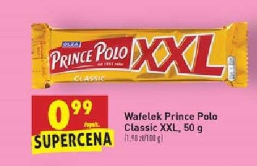 Prince Polo za 0.99 zł - Biedronka