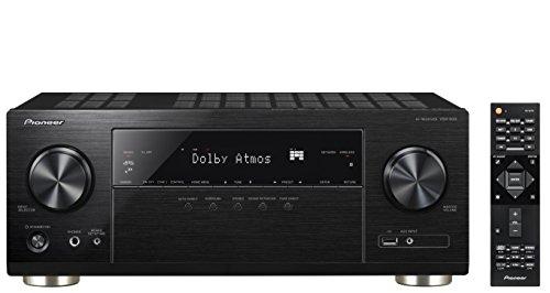 UPDATE! AMPLITUNER PIONEER VSX-933-B CZARNY Dolby Atmos 7.2