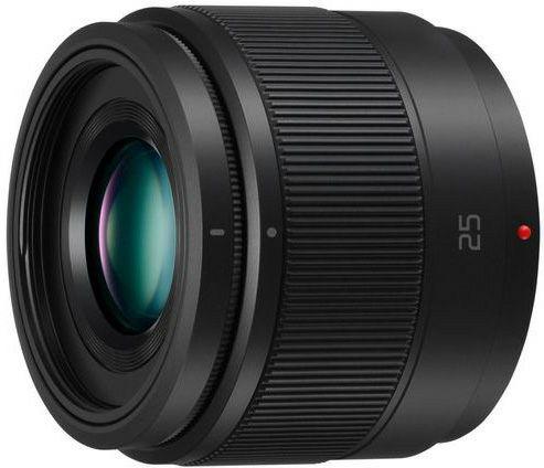 Obiektyw Panasonic Lumix 25mm f/1.7 micro 4/3