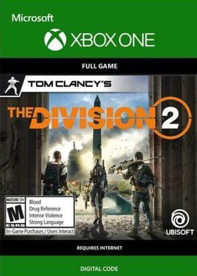 The Division 2 Xbox One za ~12zł