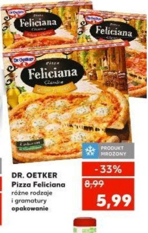 Pizza Feliciana. KAUFLAND