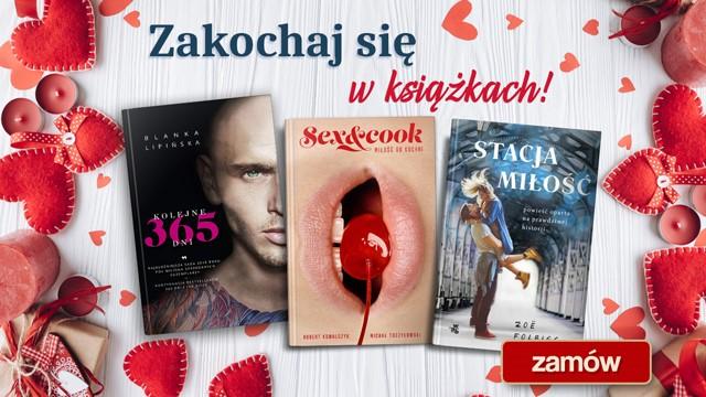 Zakochaj się w książkach. Promocje w Bonito