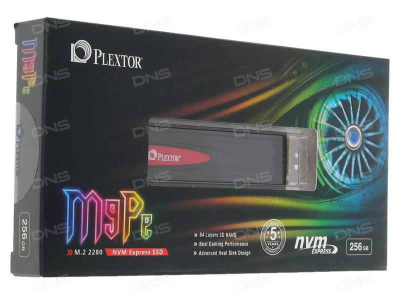 Dysk Plextor SSD M.2 PCIe 256GB